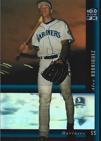 Alex Rodriguez 1994 SP Card