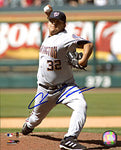 Francisco Cordero Autographed / Signed Pitching 8x10 Photo