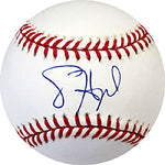 Jason Heyward Autographed / Signed Baseball (Just Minors)