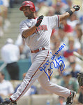Chris Young Autographed/Signed 8x10 Photo