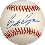 Billy Wagner Autographed / Signed Baseball