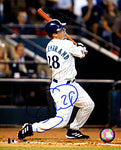 Shea Hillenbrand Autographed / Signed 8x10 Photo