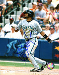 Alex Gonazlez Autographed / Signed 8x10 Photo