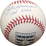 "Andre Dawson """"HOF 2010"""" Autographed / Signed Hall of Fame Baseball"