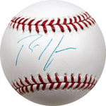 Rich Harden Autographed / Signed Baseball (TriStar)