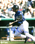 Preston Wilson Autographed / Signed Hitting 8x10 Photo