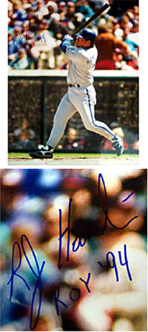 RJ Hamelin Autographed / Signed 16x20 Photo