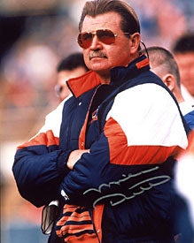 Mike Ditka Autographed / Signed 8x10 Photo