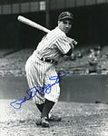 Phil Rizzuto Signed / Autographed Black & White New York Yankees Baseball 8x10 Photo