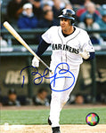 Bret Boone Autographed / Signed Tossing Bat 8x10 Photo