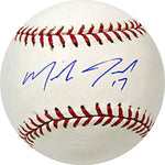 Mike Jacobs Autographed / Signed Baseball
