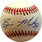 Brian Meadows Autographed / Signed Baseball
