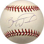 Brandon Wood Autographed / Signed Baseball