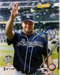 Jason Giambi Autographed / Signed 2002 All-Star Game New York Yankees 8x10 Photo
