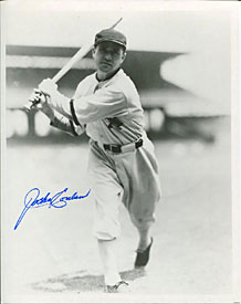 Jocko Conlon Autographed/Signed 8x10 Photo