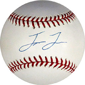 Jason Lane Autographed / Signed Baseball (Tri Star)