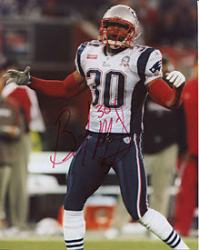 Brandon McGowan Autographed/Signed 8x10 Photo