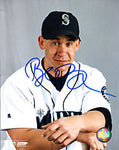 Bret Boone Autographed / Signed Posing 8x10 Photo