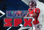 Harry Douglas Signed 2008 UpperDeck Atlanta Falcons Football Rookie Card
