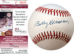 Billy Herman Autographed / Signed Baseball (James Spence)