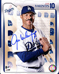 Jose Valentin Autographed / Signed 8x10 Photo