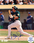 Adam Piatt Autographed / Signed 8x10 Photo