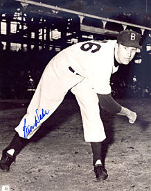 Ben Wade Autographed / Signed Brooklyn Dodgers 8x10 Photo
