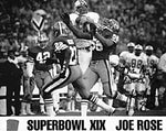 Joe Rose Autographed / Signed Miami Dophins Football 8x10 Photo