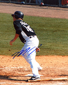 Matt Dominguez Autographed / Signed 8x10 Photo