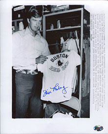 Jim Lonborg Autographed/Signed 8x10 Photo