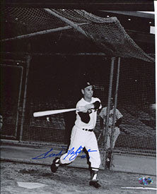 Frank Malzone Autographed/Signed 8x10 Photo