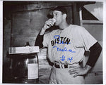 Sam Mele Autographed/Signed 8x10 Photo