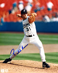 Robb Nen Autographed / Signed Pitching 8x10 Photo