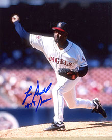 Lee Smith 478 Saves Autographed / Signed 8x10 Photo