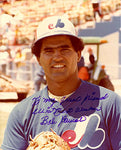 Bobby Ramos Autographed/Signed 8x10 Photo