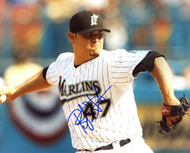Ricky Nolasco Autographed / Signed 8x10 Photo