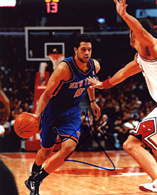 Landry Fields Autographed / Signed 8x10 Photo