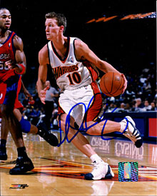 Michael Dunleavy Autographed/Signed 8x10 Photo