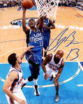 Corey Brewer Autographed/Signed 8x10 Photo