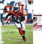Ronnie Brown Autographed / Signed 11x14 Photo (James Spence)