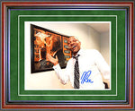 Doc Rivers Autographed / Signed Framed 8x10 Photo