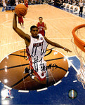 Dorell Wright Autographed/Signed World Champs 8x10 Photo