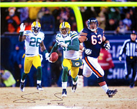 Sam Shields XLV Champs Autographed / Signed 16x20 Photo