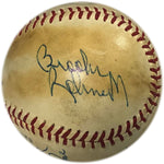 1970 All Star Autographed Baseball North Panel