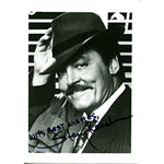 Stacy Keach Autographed / Signed Black & White 5x7 Photo