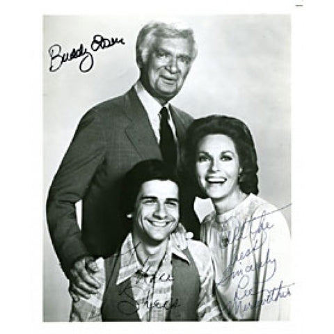 Barnaby Jones Autographed / Signed 8x10 Photo