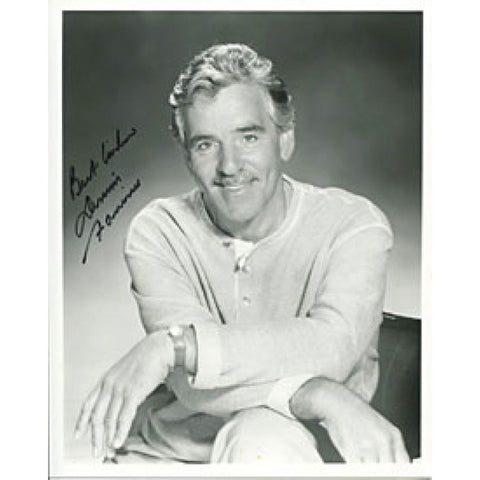 Dennis Farima Autographed/Signed 8x10 Photo