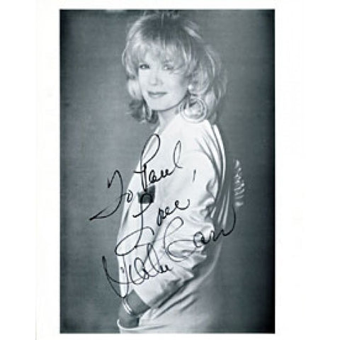 Vikki Carr Autographed / Signed 8x10 Photo