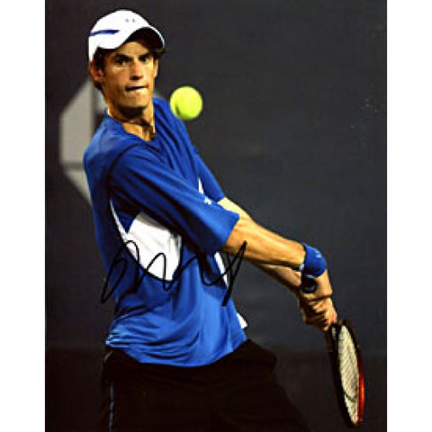 Andy Murray Autographed 8x10 Tennis Photo