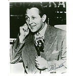 Art Linkletter Autographed / Signed Black & White 8x10 Photo